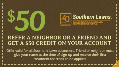 coupon for $50 off for referring friend or neighbor